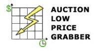 Auction Low Price Grabber Software screenshot